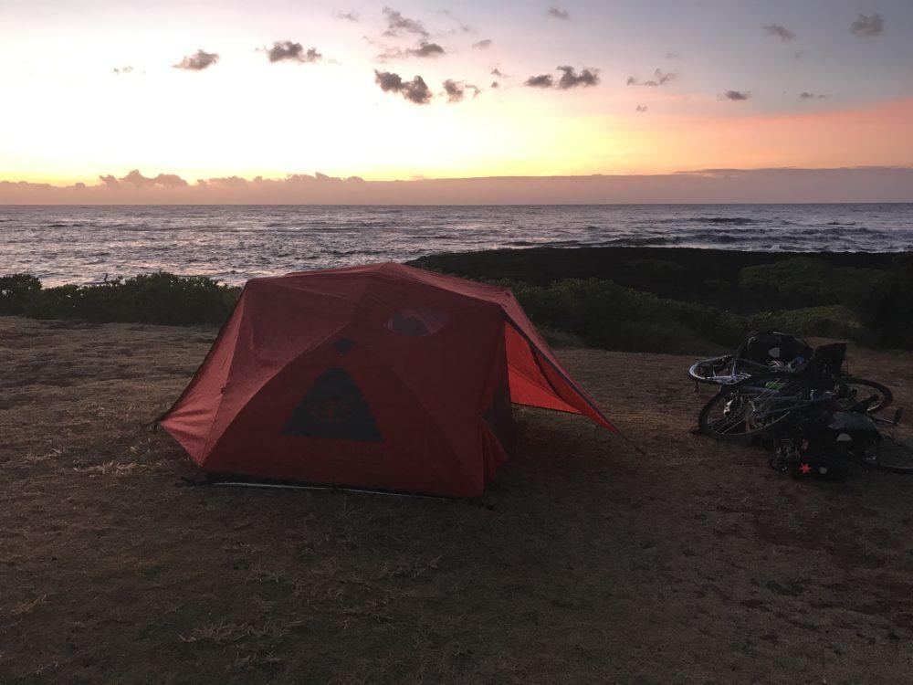day 06 – punalu'u beach to hawaii volcanoes national park